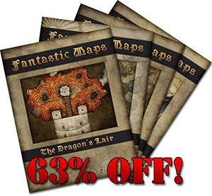 Fantasy maps on sale for pathfinder and d&d