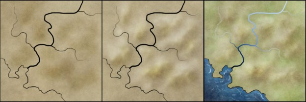 Mapping tips on how to draw hills on a map