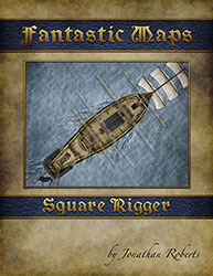 Fantasy Pirate Ship Map Pack