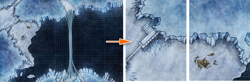 Tips and Tricks: Rescaling Maps and Slicing Them Up - Fantastic Maps