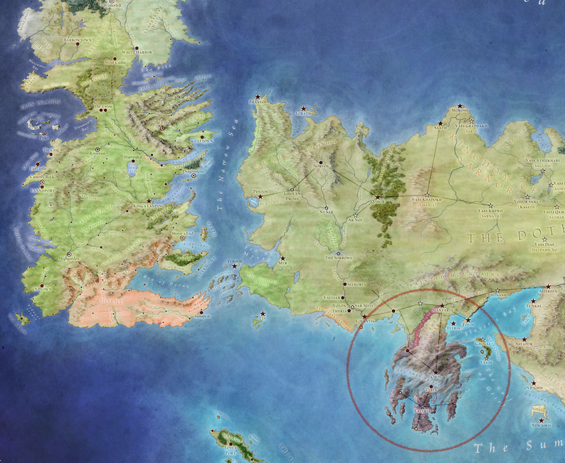 Old Valyria | Game of Thrones Wiki | FANDOM powered by Wikia
